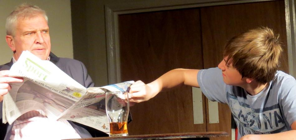 Drama Drinks and Drumsticks